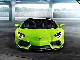 Lamborghini Aventador V LP-700-4