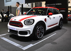 MINI JCW COUNTRYMAN实拍