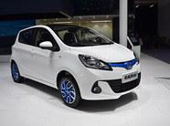 新款奔奔EV售15.48万起