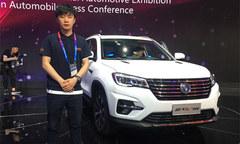2018北京车展-短评重点车 长安CS75