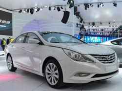 2011最值得期待新车奖:第八代索纳塔
