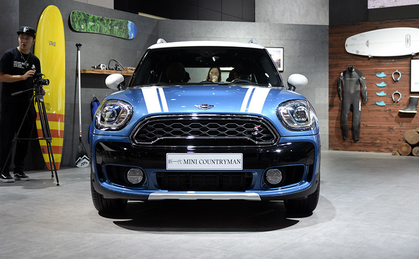 全新MINI COUNTRYMAN